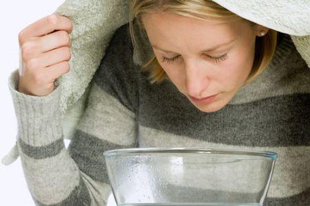 ингаляции при гайморите в домашних условиях